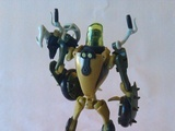 Transformers Oil Slick Animated