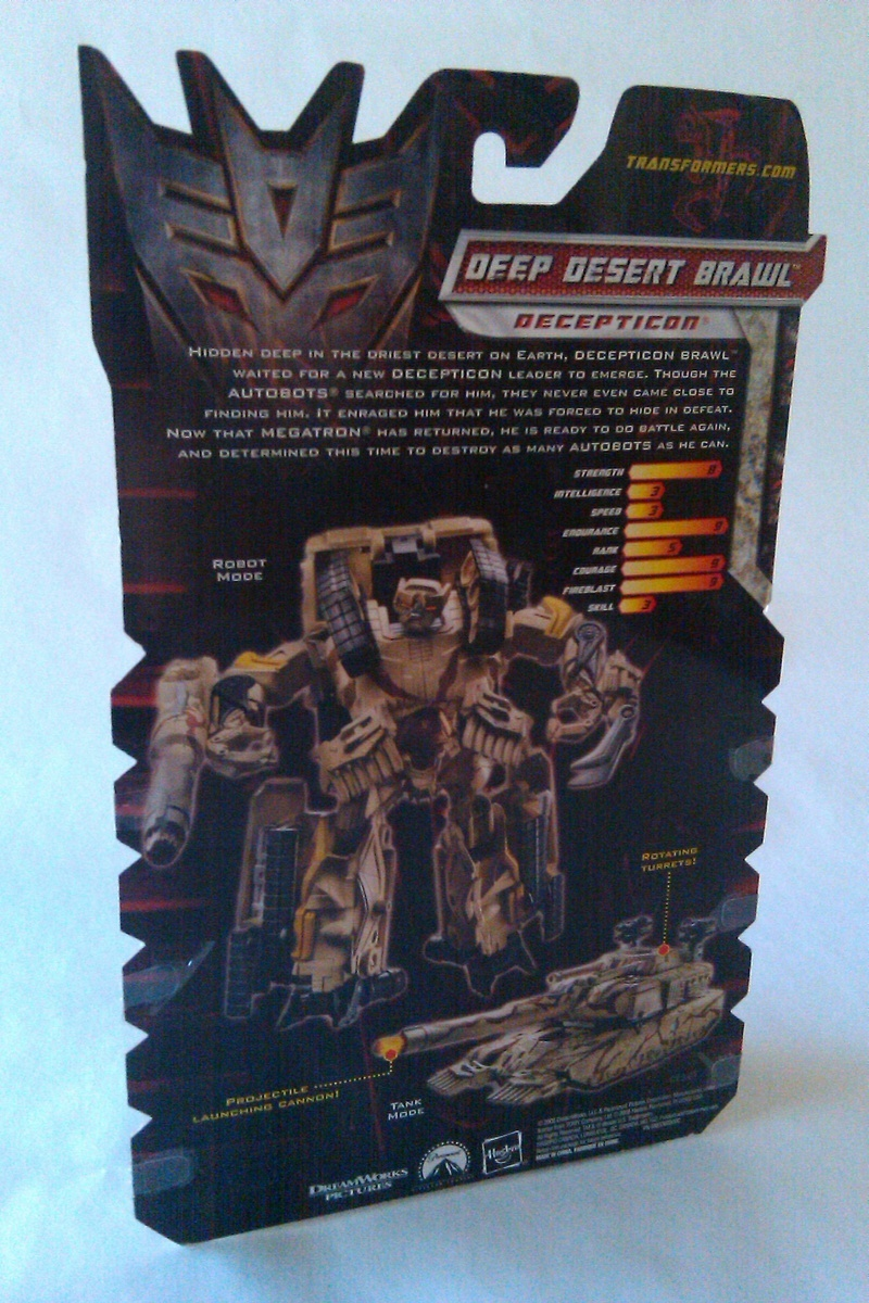 Transformers Deep Desert Brawl Transformers Movie Universe