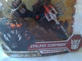 Transformers Stalker Scorponok Transformers Movie Universe thumbnail 0