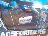 Transformers Barricade &amp; Decepticon Frenzy Transformers Movie Universe