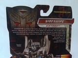 Transformers Sideswipe Transformers Movie Universe thumbnail 2