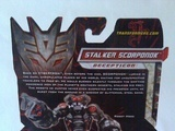 Transformers Stalker Scorponok Transformers Movie Universe thumbnail 2