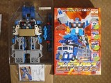 Transformers C-023: God Magnus Car Robots