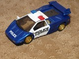 Transformers C-025: Super Mach Alert Car Robots