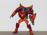 Transformers Rodimus Minor Animated