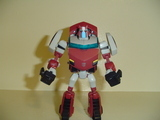 Transformers Ratchet (Cybertron Mode) Animated