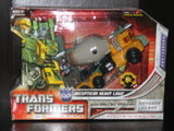 Transformers Decepticon Heavy Load w/ Drill Bit Classics Series 4d50f29c2848a72ee100453a
