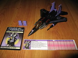 Transformers Skywarp Generation 1