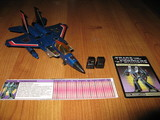 Transformers Thundercracker Generation 1