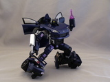 Transformers Shockblast Alternators image 0