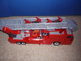 Transformers C-001: Super Fire Convoy Car Robots