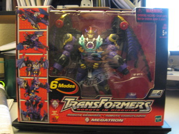 Transformers Galvatron Robots In Disguise