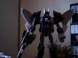 Transformers Cyclonus w/ Nightstick Classics Series thumbnail 11