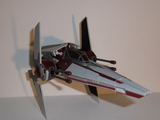 Transformers Shock Trooper - V-Wing Starfighter Crossovers