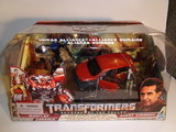 Transformers Mudflap & Chromia Transformers Movie Universe