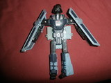 Transformers Darth Vader - TIE Advanced Crossovers
