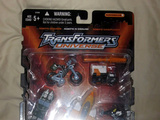 Transformers Sunstorm (Wal-Mart Exclusive) Universe