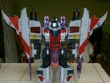 Transformers Starscream Unicron Trilogy thumbnail 6