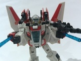Transformers Jetfire Classics Series thumbnail 14