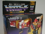 Transformers D-077: Headstrong Generation 1 (Takara)