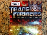 Transformers RD-21: Decepticon Rampage Desert Combat Transformers Movie Universe (Takara)