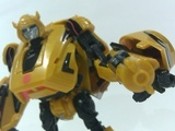 Transformers Cybertronian Bumblebee Classics Series