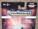 Transformers Air Raid Universe