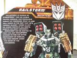 Transformers Hailstorm Transformers Movie Universe