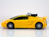Transformers Sunstreaker Classics Series thumbnail 14
