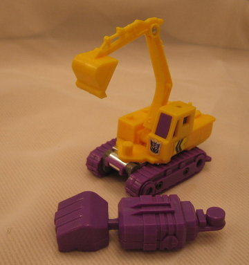 Transformers Scavenger Generation 2