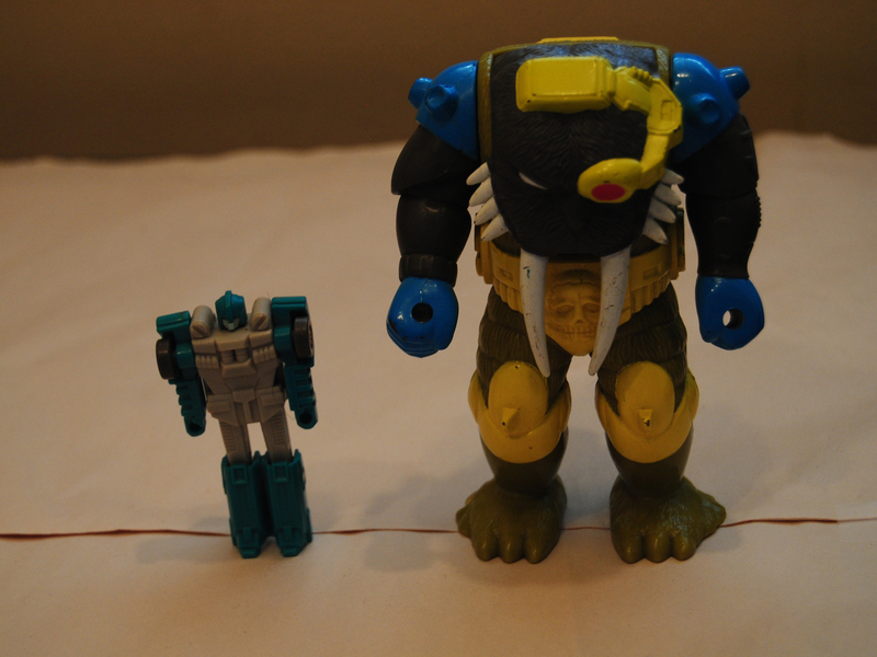 Transformers Longtooth Generation 1
