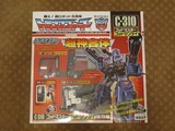 Transformers C-310: God Ginrai Generation 1 (Takara)