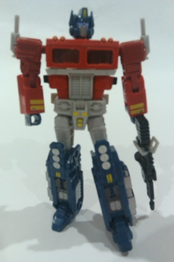 Transformers SE-01 Optimus Prime Classics Series