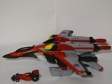 Transformers Starscream w/ Swindle Unicron Trilogy thumbnail 12