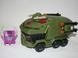 Transformers Bulkhead Animated thumbnail 1