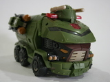 Transformers Bulkhead Animated thumbnail 6