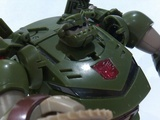 Transformers Bulkhead Animated thumbnail 8