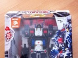 Transformers Metroplex w/ Drillbit Unicron Trilogy 4d94f87fd915e301550001af