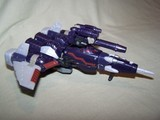 Transformers Cyclonus w/ Nightstick Classics Series thumbnail 20