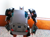 Transformers Jazz & Captain Lennox Transformers Movie Universe thumbnail 9