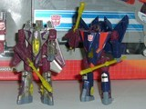 Transformers Air Raid vs. Wind Sheer Universe