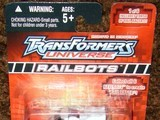 Transformers Railspike Universe