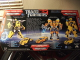 Transformers Bumblebee ('08 Camaro) Transformers Movie Universe thumbnail 1