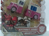 Transformers Autobot Skids &amp; Mudflap Transformers Movie Universe 4da5080aee958745a00001eb
