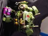 Transformers Bulkhead Animated thumbnail 9