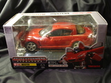 Transformers BT-08: Meister feat. Mazda RX-8 (white version) Binaltech Series