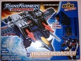 Transformers Thundercracker w/ Zap Master Unicron Trilogy