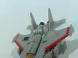 Transformers Starscream Classics Series