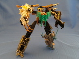 Transformers Undertow w/ Waterlog Power Core Combiners thumbnail 3
