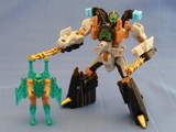 Transformers Undertow w/ Waterlog Power Core Combiners thumbnail 1